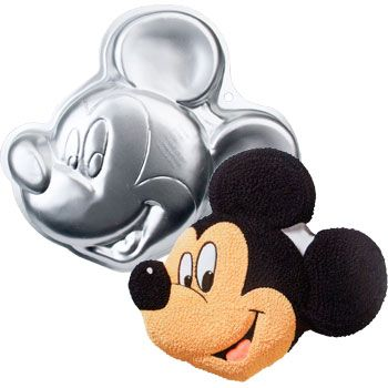 Mickey Mouse Cake Pan (Each) BB017339