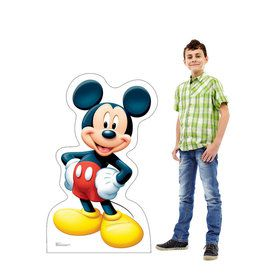 Mickey Mouse Cardboard Standup