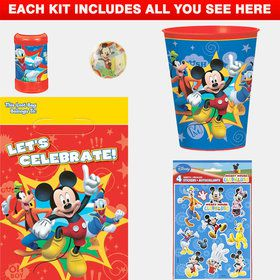 Mickey Mouse Favor Kit (for 1 Guest)