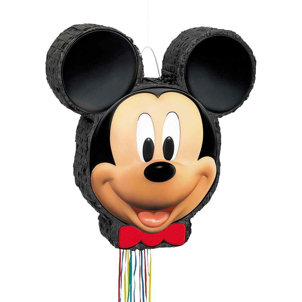 Mickey Mouse Pinata (Each) BBW25345