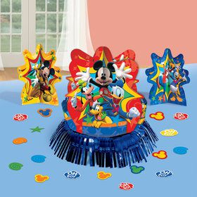 Mickey Mouse Table Decorating Kit