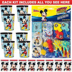 Mickey On The Go Favor Kit (For 8 Guests)