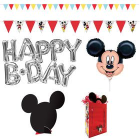 Mickey On The Go Room Decorating Kit