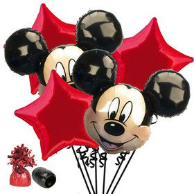 Mickey Party Balloon Kit