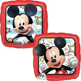 "Mickey Roadster Racers 18"" Balloon (1)"