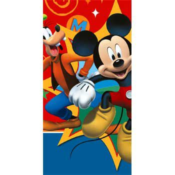Mickey Table Cover (each) - Party Supplies BB020758