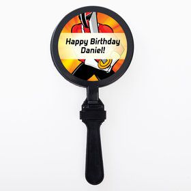 Mighty Heroes Personalized Clappers (Set of 12)