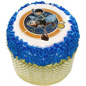 "Miles From Tomorrowland 2"" Edible Cupcake Topper (12 Images)"