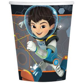 Miles from Tomorrowland 9oz Cups (8 Count)