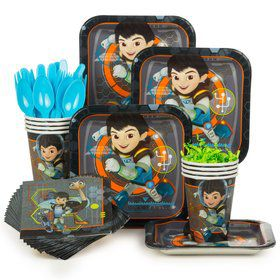Miles From Tomorrowland Birthday Standard Tableware Kit Serves 8