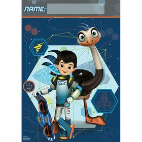 Miles from Tomorrowland Loot Bags (8 Pack)