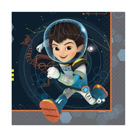 Miles from Tomorrowland Luncheon Napkins(16 Count)