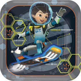 Miles from Tomorrowland Luncheon Plate (8 Count)