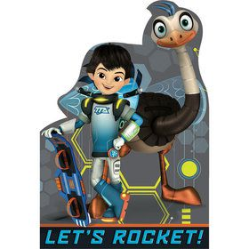 Miles from Tomorrowland Postcard Invites (8 Pack)
