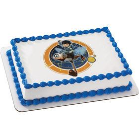 Miles From Tomorrowland Quarter Sheet Edible Cake Topper (Each)