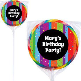 Milestone Celebrations Lollipops (Pack Of 12)
