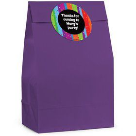 Milestone Celebrations Personalized Favor Bag (Set Of 12)