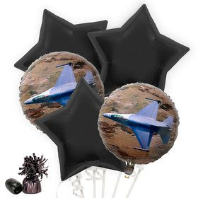 Military Camo Balloon Bouquet Kit