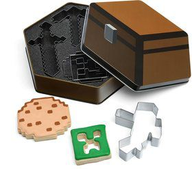 Minecraft Cookie Cutters (Set of 5)
