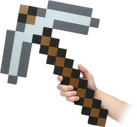 Minecraft Foam PickAxe (Each)