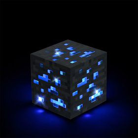 Minecraft Light-Up Diamond Ore (Each)