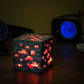 Minecraft Light-Up Redstone Ore (Each)