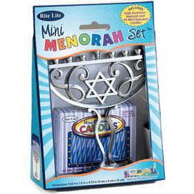 Mini Menorah Mini Set