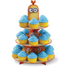 Minion Centerpiece Cupcake Stand (Each)
