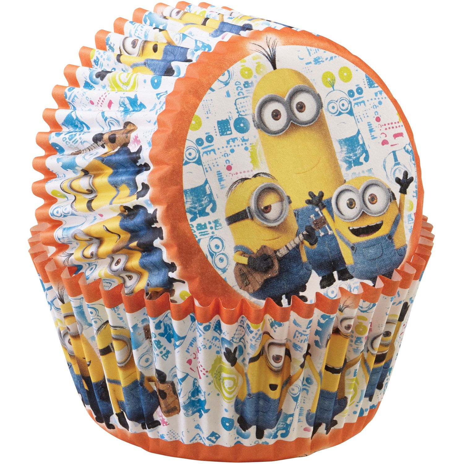 Minion MouseCupcake Baking Cups (50 Pack) - Party Supplies BB4154600