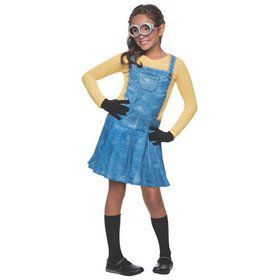 Minion Kids Costume