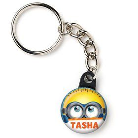 "Minion Personalized 1"" Mini Key Chain (Each)"