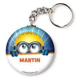 "Minion Personalized 2.25"" Key Chain (Each)"