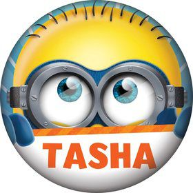 Minion Personalized Mini Magnet (Each)