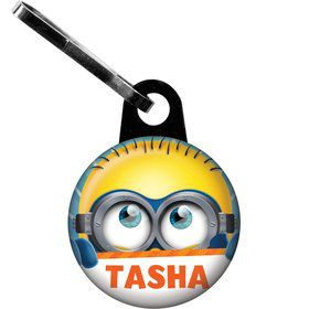 Minion Personalized Zipper Pull (Each)