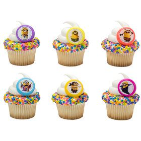 Minions Despicable Me - Rings (12)