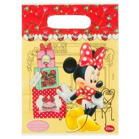 Minnie Cafe Party Bags (6 Pack)
