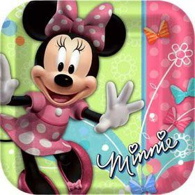 Minnie Dinner Plates (8-pack)