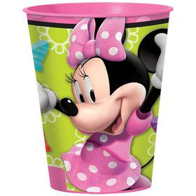 Minnie Mouse 16oz Favor Cup (Each)