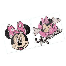 "Minnie Mouse 2"" Body Jewelry Favors (2 Pack)"