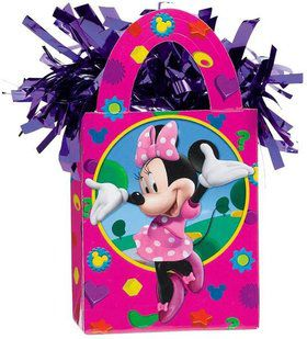 Minnie Mouse 5.7oz Balloon Weight (Each)