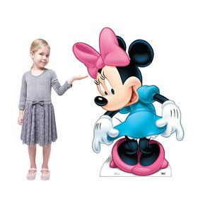 Minnie Mouse Cardboard Standup