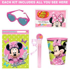 Minnie Mouse Favor Kit (for 1 Guest)