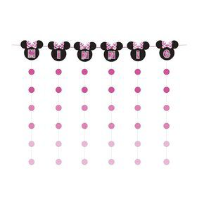 Minnie Mouse Forever Banner String Decoration Kit