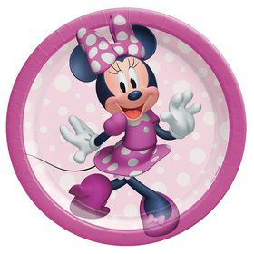Minnie Mouse Forever Dessert Plates (8)