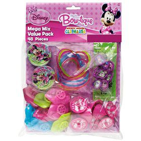 Minnie Mouse Mega Mix Favor Pack (For 8 Guests)