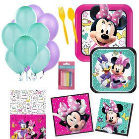 Minnie Mouse Party Essentials Kit