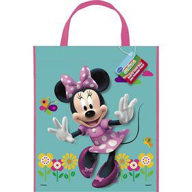 Minnie Mouse Party Tote Bag (Each)