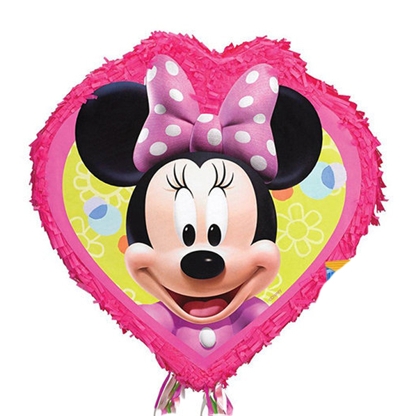 Minnie Mouse Pinata (Each) BBW25365