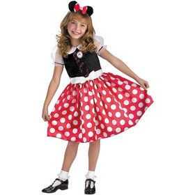 Minnie Mouse Quality Child Costume