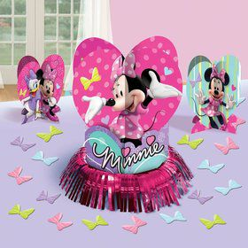 Minnie Mouse Table Decorating Kit (Each)
